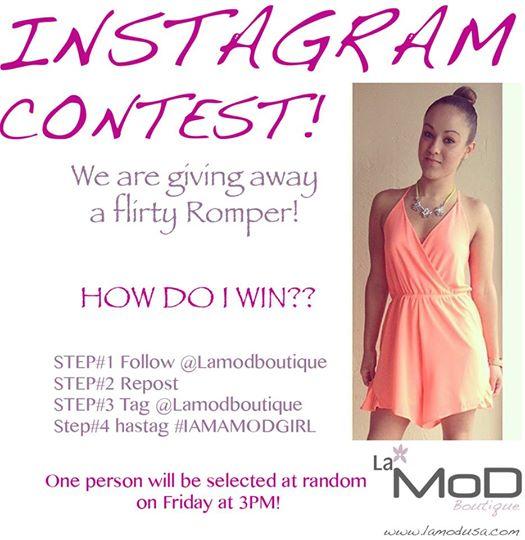 lamod contest